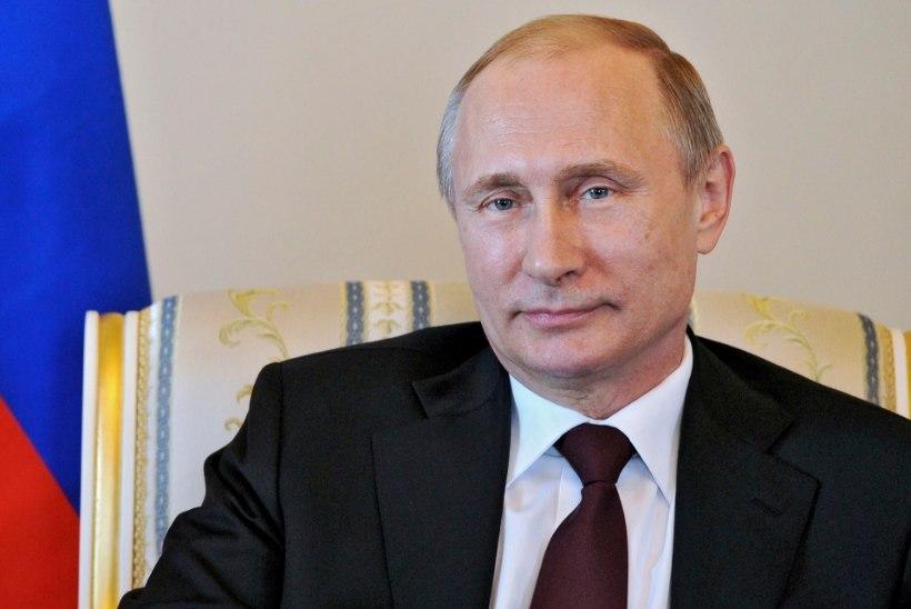"""Täna linastub ETV-s dokumentaalfilm """"Putini tee"""""""