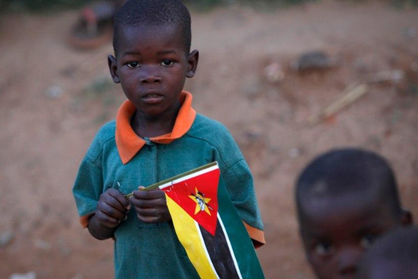 Mosambiik ja vaene arengumaa? Tulevikus enam mitte!