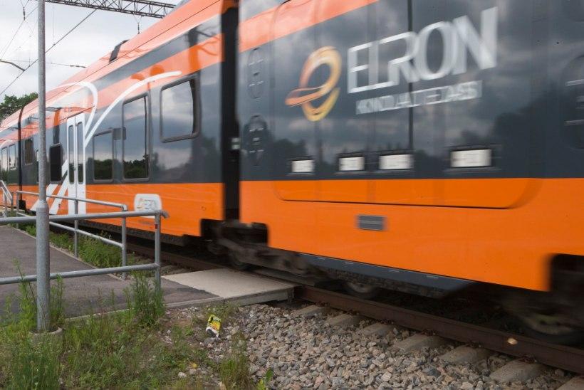 Tallinna-Narva rongide sõiduplaanides on ajutised muudatused
