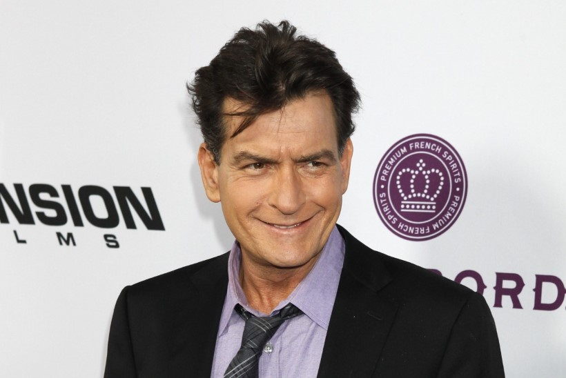 Charlie Sheen on marus