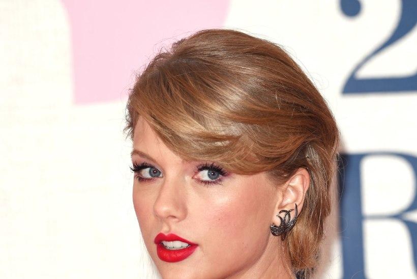 Taylor Swift on leidnud kallima?