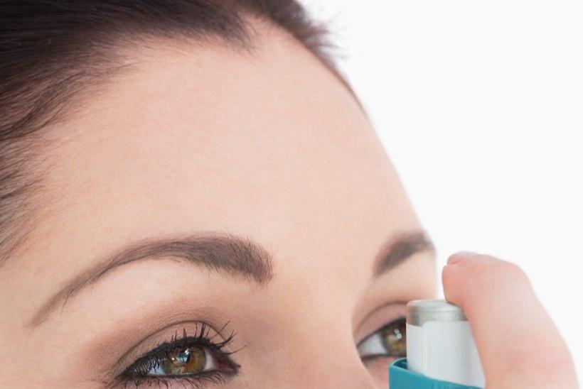 Maovähendusoperatsioon leevendab ülekaalulistel ka astmat
