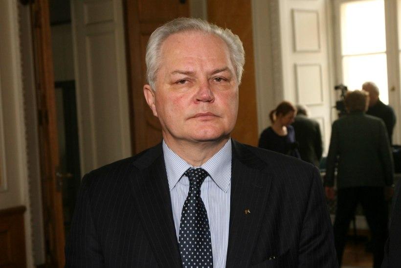 Maruste kritiseerib ministrit: kohtute arengukava tehti kohtutelt küsimata