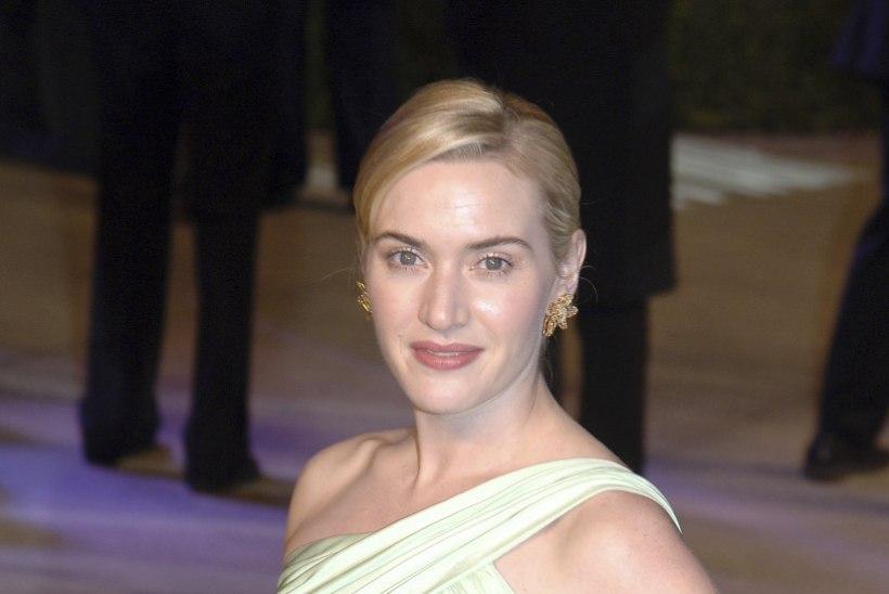 Kate Winsleti lapsed jagavad karjäärinõu