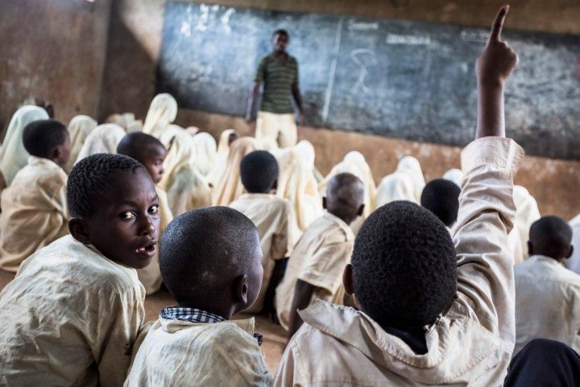 Tudengid koguvad raha Tansaania kooli piksevarda jaoks