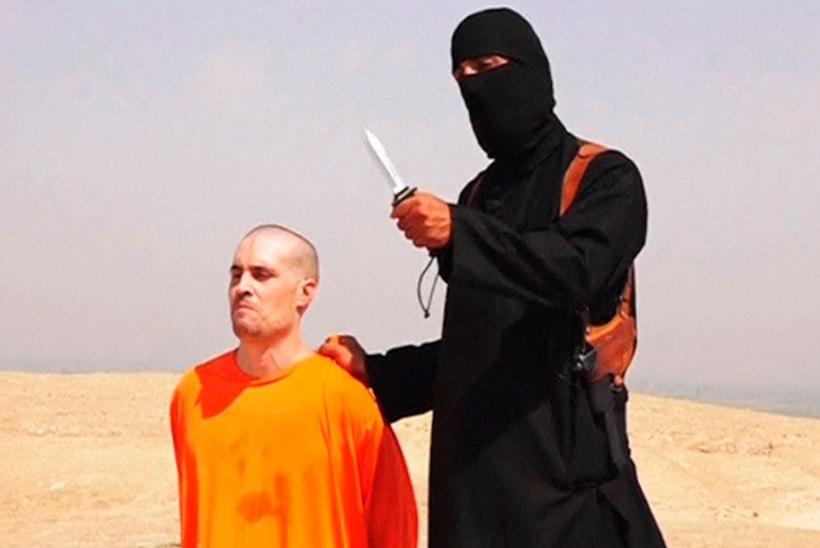 Džihaadi Johni julm maailm