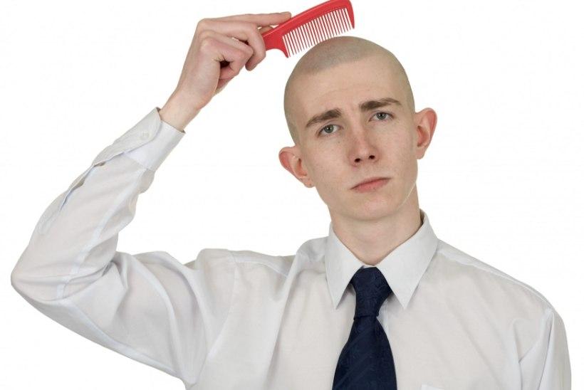 Üks küsimus: Kuidas ergutada juukseid kasvama?
