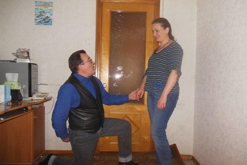Telereporter Üllar Luup kihlus: tunne oli lihtsalt nii õige