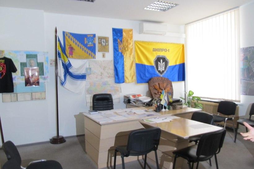 Kuidas elab Ukraina tagalalinn Dnepropetrovsk