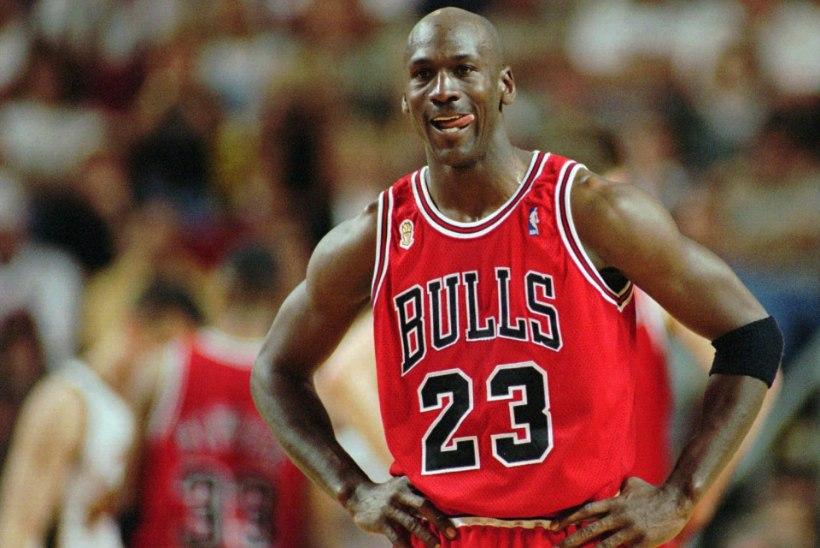 TÄNA 20 AASTAT TAGASI: Michael Jordan tegi legendaarse avalduse