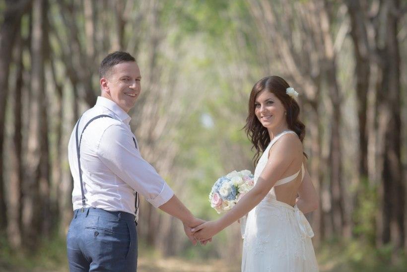 Birgit Õigemeel ja Indrek Sarrap abiellusid!
