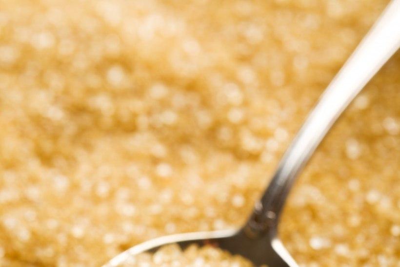 Parema tervise nimel: päevane suhkrukogus ärgu ületagu 12 teelusikatäit!