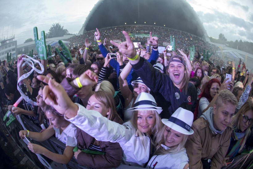 SUUR ÜLEVAADE: suurimad muusikafestivalid ja kontserdid, mida eeloleval suvel külastada