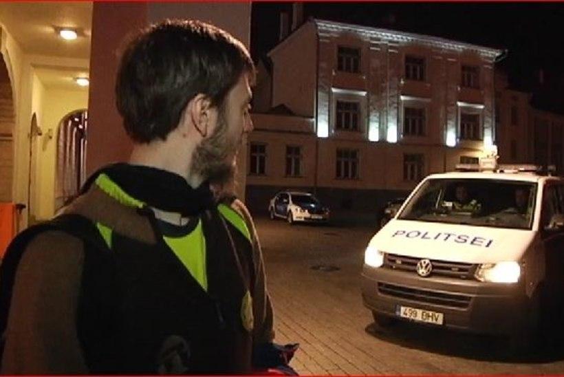 TV3 video: poliitaktivist Meelis Kaldalu: alati kui susserdamine käib, siis on kohv ja küpsised laua peal
