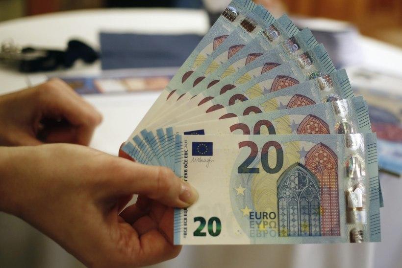 RASKED AJAD: Soome kodumajapidamistel käes üha vähem raha