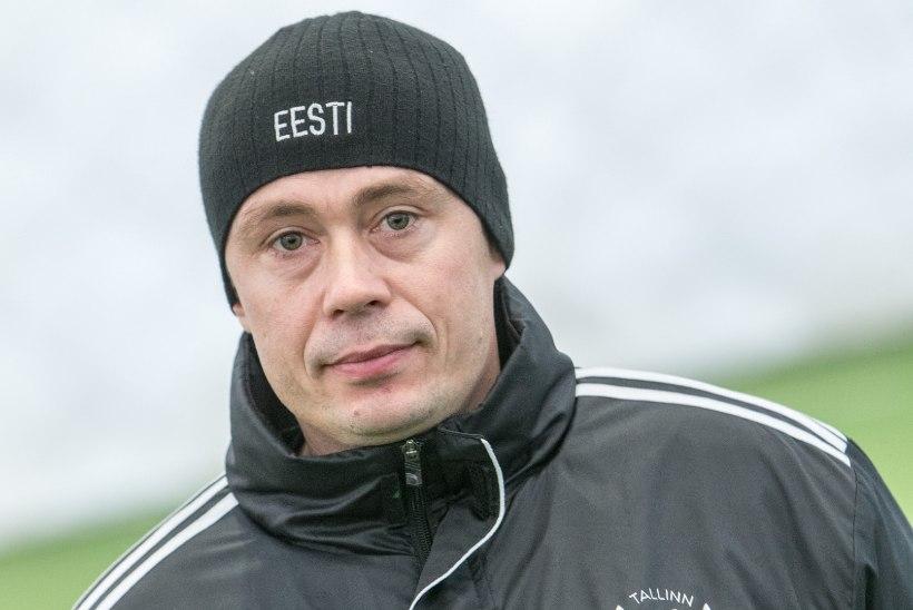 ÕHTULEHE VIDEO | Kas Nõmme Kalju peatreener Sergei Terehhov on meistriliiga hooaja eel närvis?