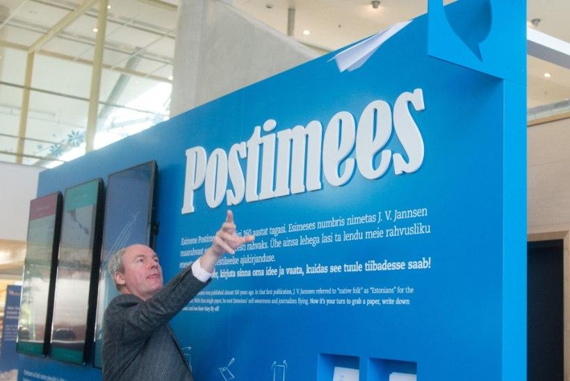 Mart Luik lahkub Postimehe vastutava väljaandja ametist