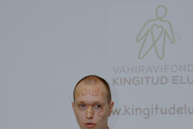 """Vähiravifond """"Kingitud elu"""" kogus valimispäeval ligi 3500 eurot"""