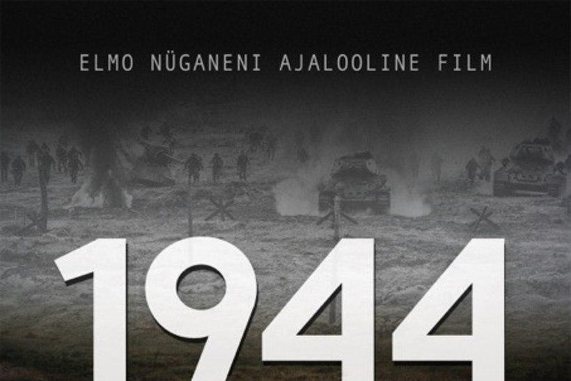 """Kas """"1944"""" ületab filmi """"Nimed marmortahvlil"""" külastajarekordi?"""