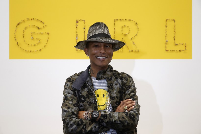 Pharrell Williams muudab tänase õnnelik olemise päeva puhul Empire State Buildingu kollaseks