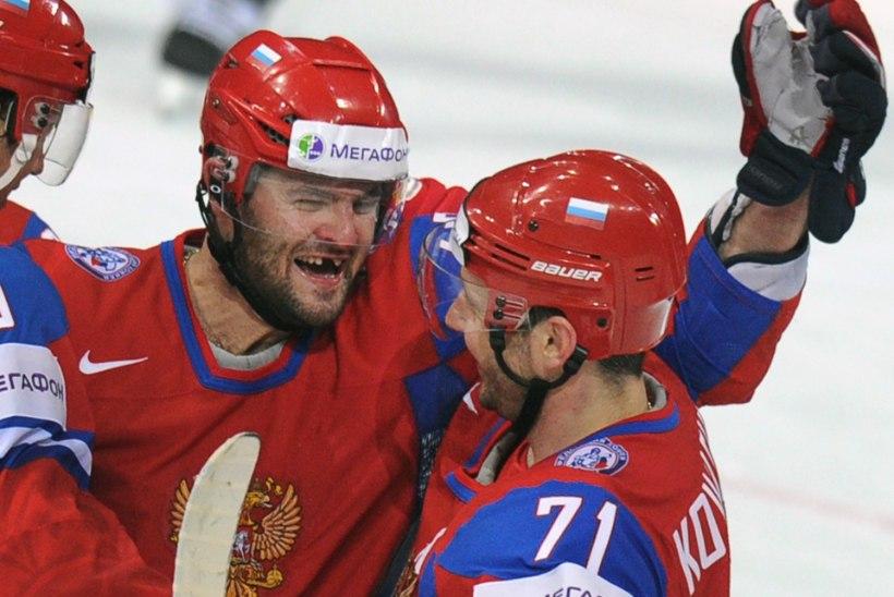 Vallot Pukk | Punamasin möllab KHL-is, tiitlikaitsja langes Siberi muinasjutu ohvriks