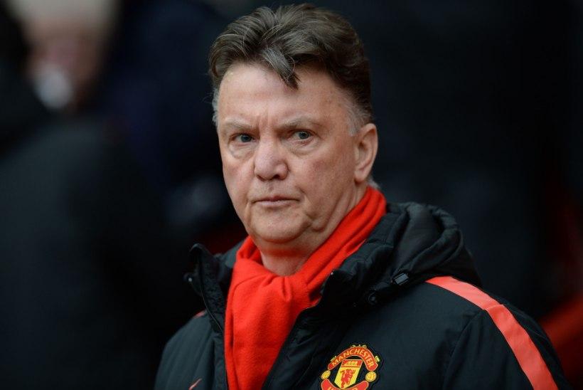 Louis van Gaal lõpetab karjääri Manchester Unitedis
