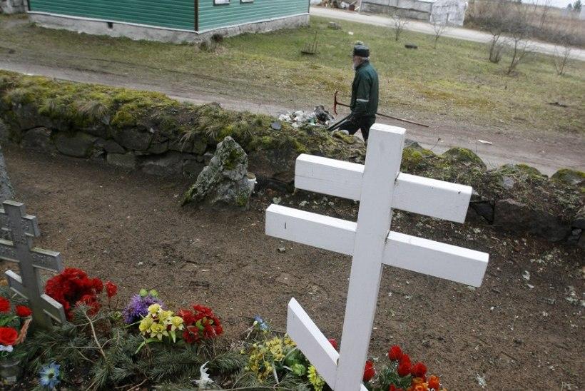 Venemaa esitas Eestile noodi seoses pronksiööl tapetud Ganiniga