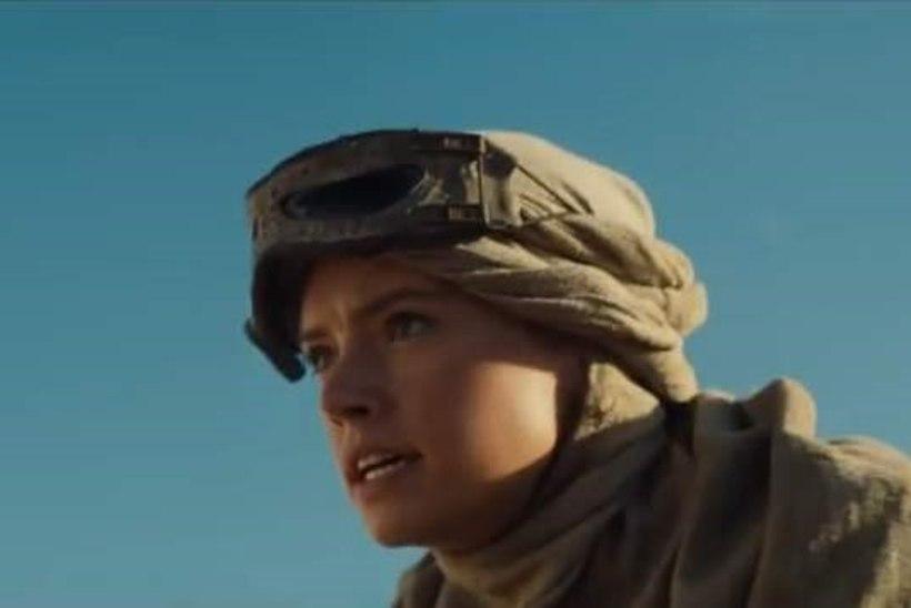 Luke Skywalkeri tütar peab end Han Solo ja printsess Leia lapseks?