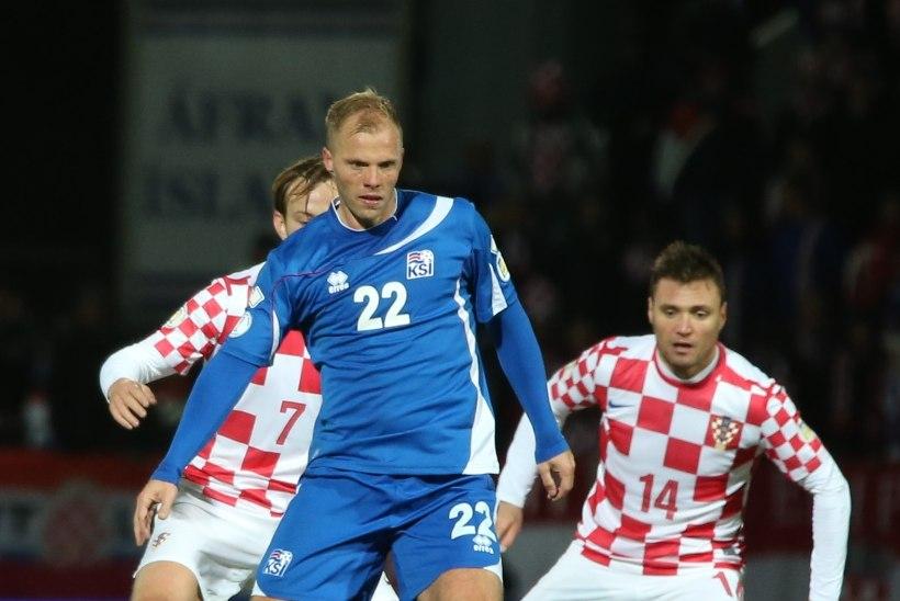 Island tuleb Piiroja lahkumismängule parima koosseisuga