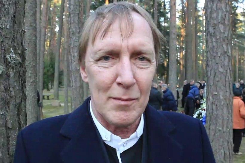 ÕHTULEHE VIDEO | Egon Nuter Eino Baskinist: surmal oli temaga ikka tükk tegemist