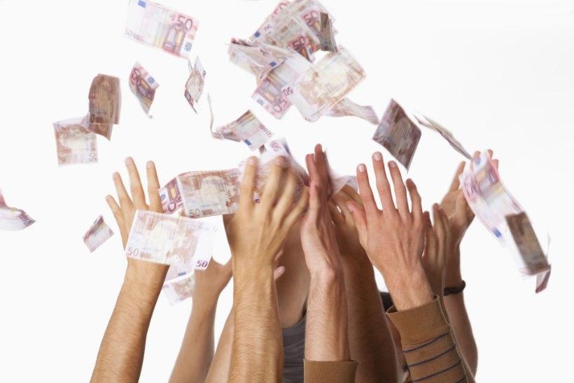 SUUR UNISTUS: mida ma teeksin, kui saaksin riigikogu liikme palka?