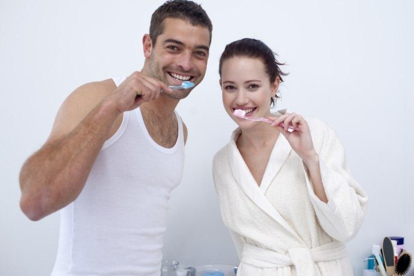 Milline on õige suuhügieen?