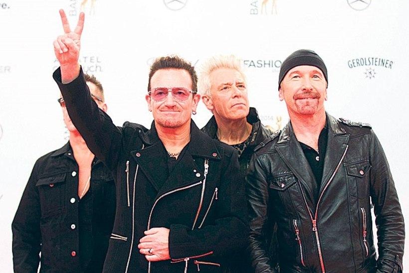 AC/DC ja U2 tulevad meie külje alla!