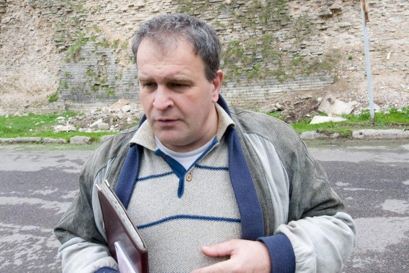 Ida-Viru aktivist Andres Valme on möödunud nädalast teadmata kadunud