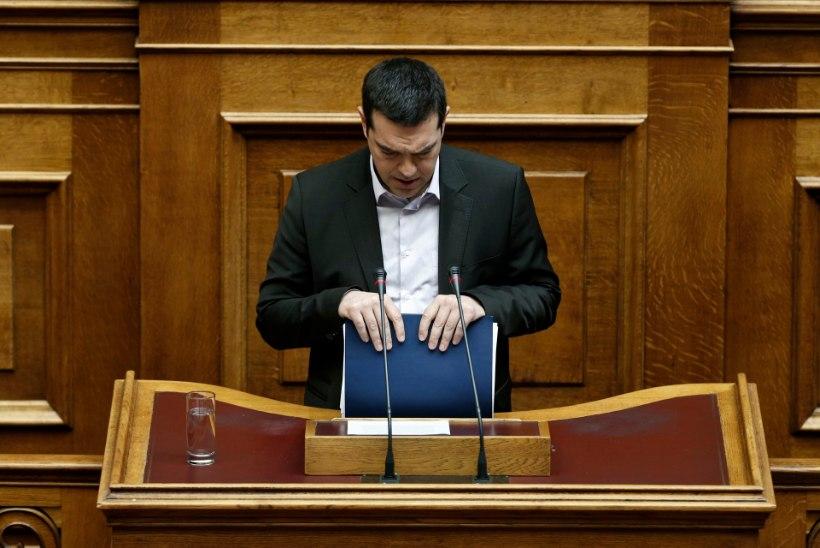 Kreekal jätkub raha aprilli esimese nädalani