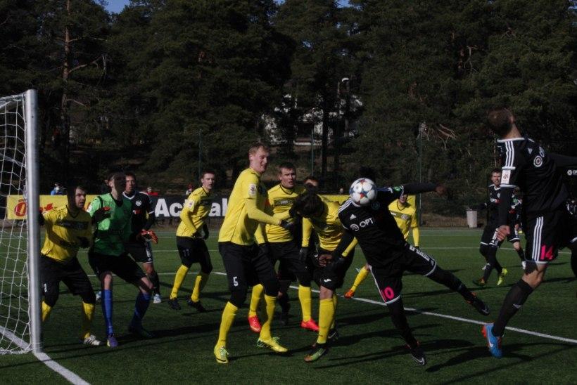 VIDEOŠÕU! Eesti jalgpalliliiga 3. vooru kõik 16 väravat, näeb nii kobasid, kooke kui ka iludusi