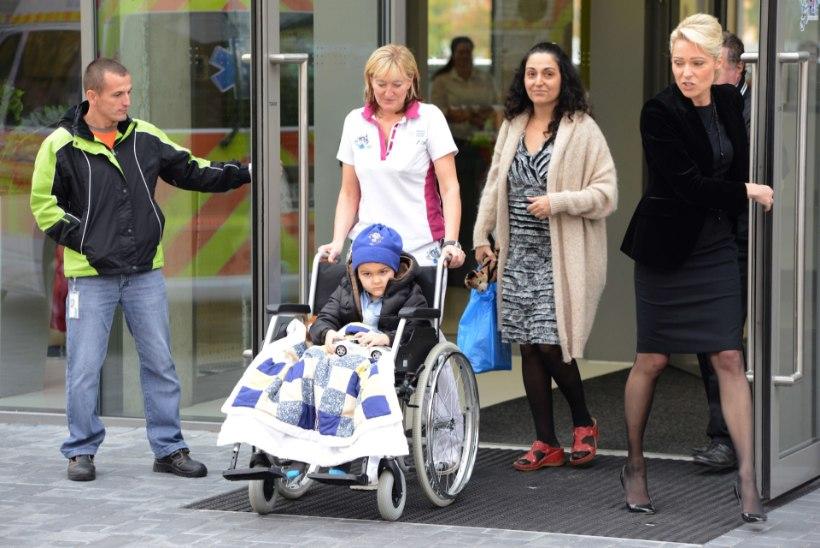 Suurbritanniast suure pahandusega Tšehhisse vähiravile viidud laps terveneb