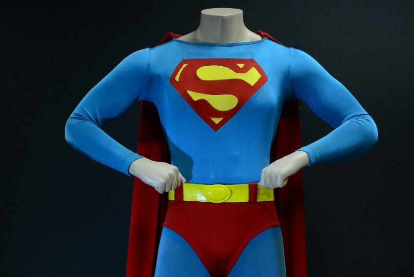 Kas Supermani-kostüümi kandmine toob ka Eestis halba õnne?