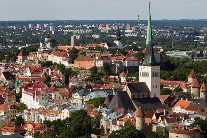 INFOGRAAFIKA: Eesti piirkondlikus SKP-s valitsevad suured käärid