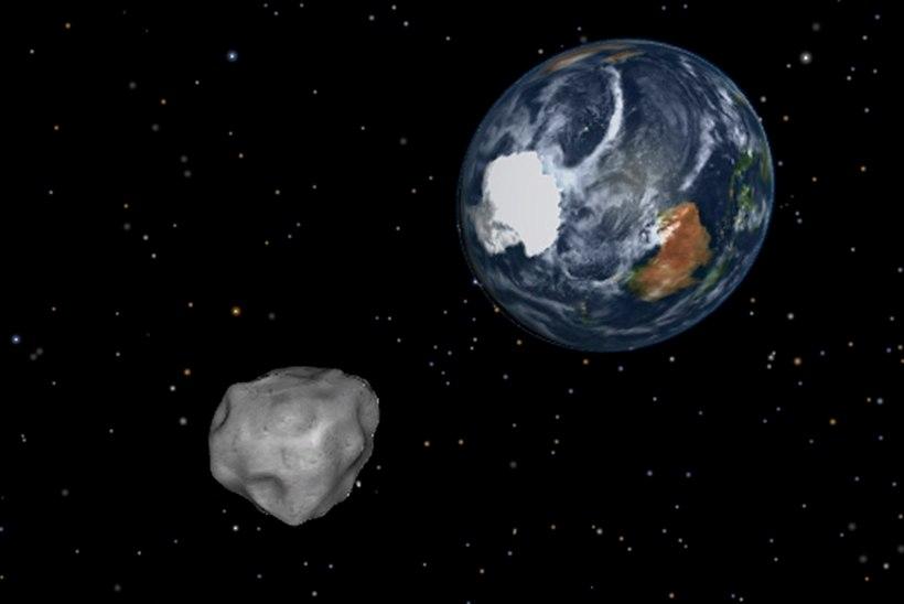 Austraalias avastati hiigelsuur asteroidikraater