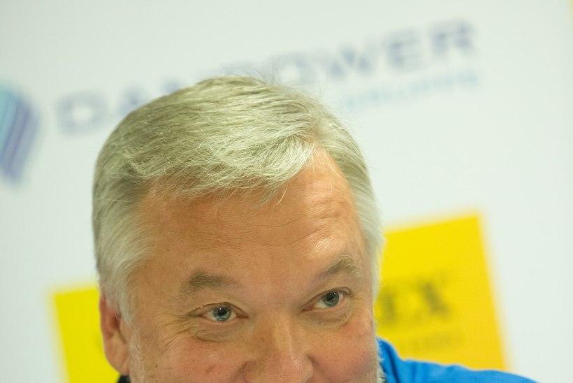 Igor Tšikinjov: Euroopa mängud on trenn Moskva MMiks