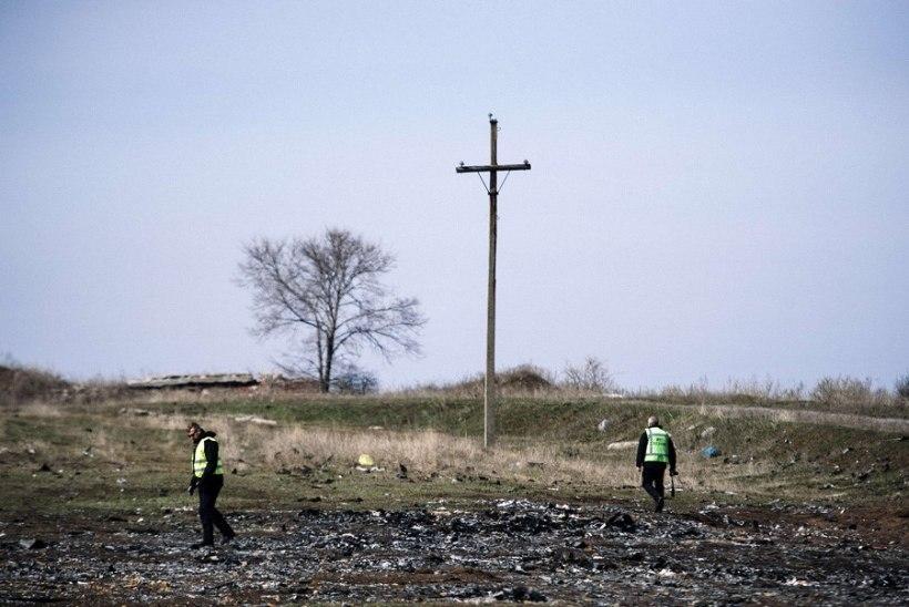 Ukrainas sõitis reisibuss maamiinile - neli surnut, kümned vigastatud
