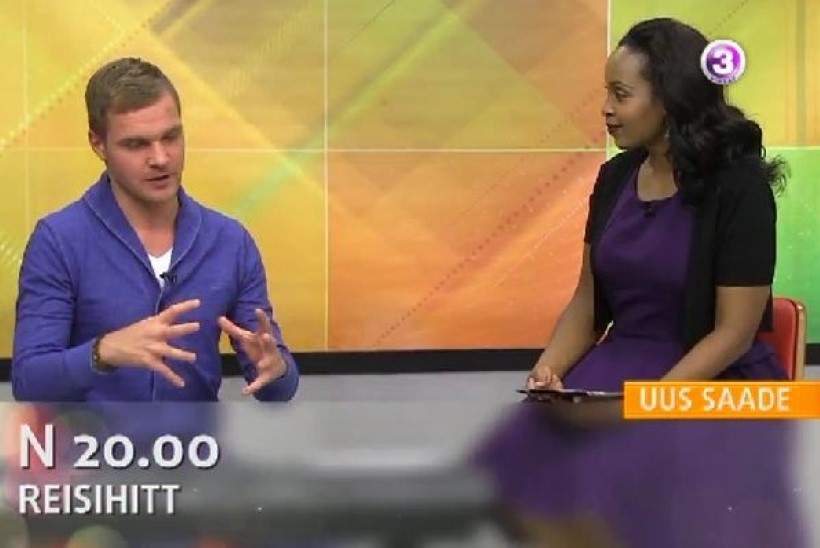 """""""REISIHITT"""" TÄNA: Ott Leplandi kuumad hetked Aafrika televisioonis"""