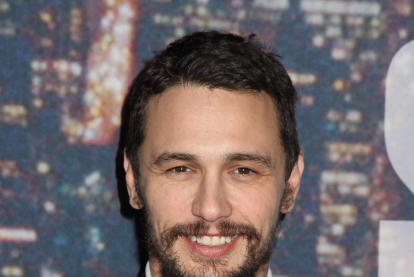 James Franco maskeering nurjus