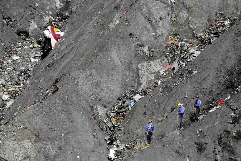 13 teooriat Prantsuse Alpides juhtunud lennukatastroofi kohta