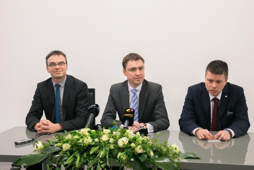 Uus valitsus plaanib Eestis haldusreformi