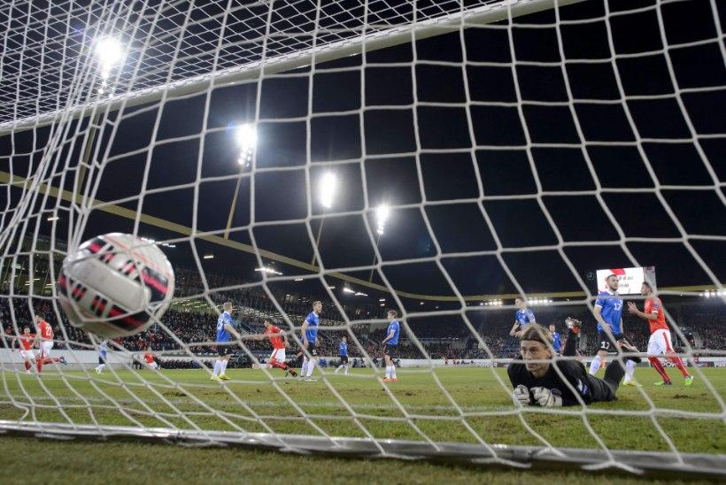 Üks värav viie mänguga – isegi Pehrsson ei tea põua põhjust