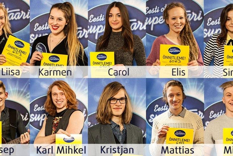 TV3 VIDEOD | Täna selguvate finalistide seast võrsub kuues superstaar