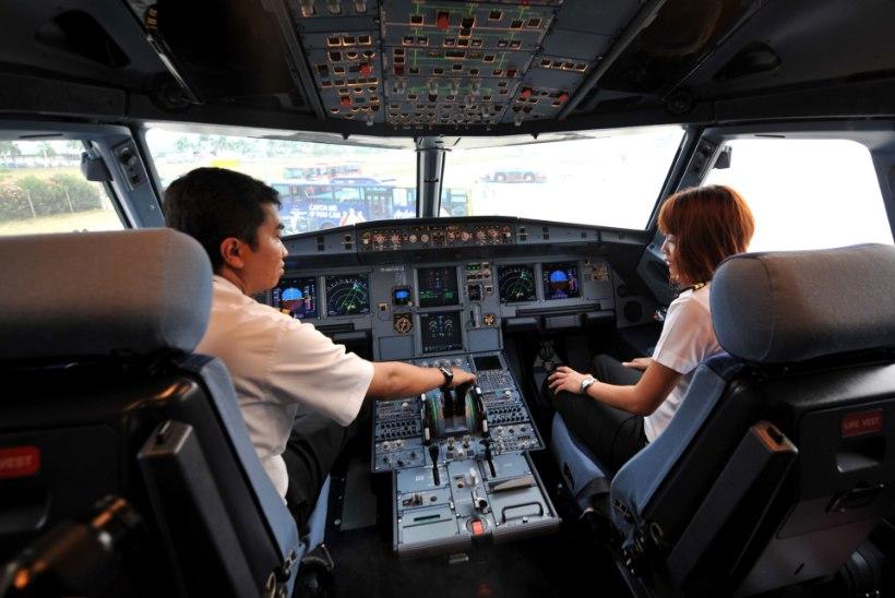 Lennufirmad: kokpitis peab olema kaks meeskonnaliiget