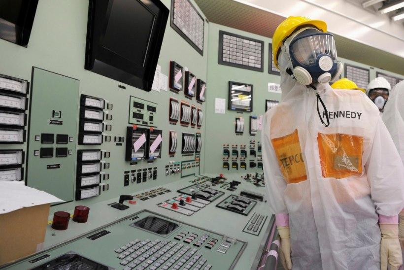 Tuumaõnnetuslinn Fukushima noolib Tokyo olümpiamängude pesapalliturniiri